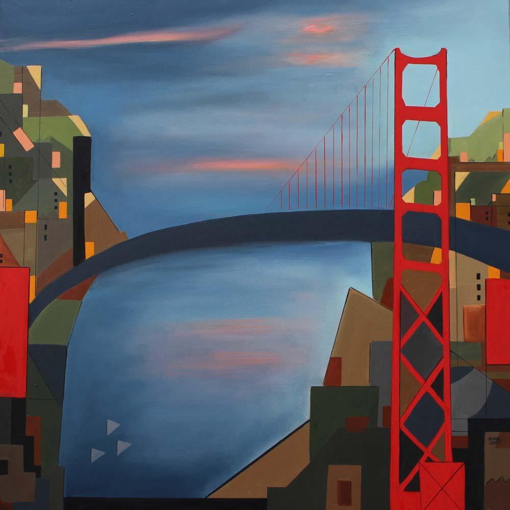 San Francisco, Downtown - 2012