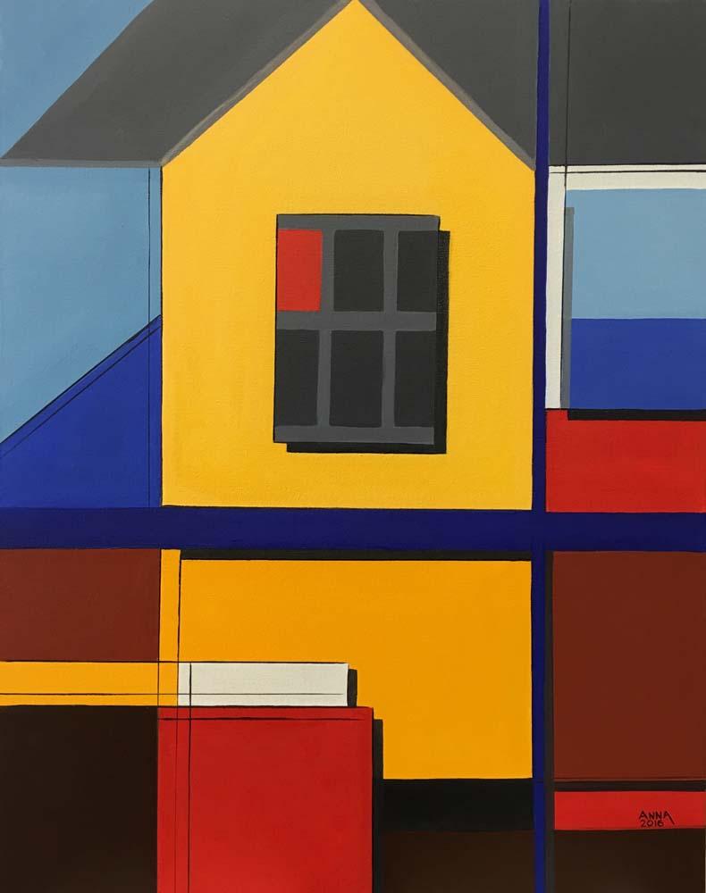 Yellow Cottage - 2016