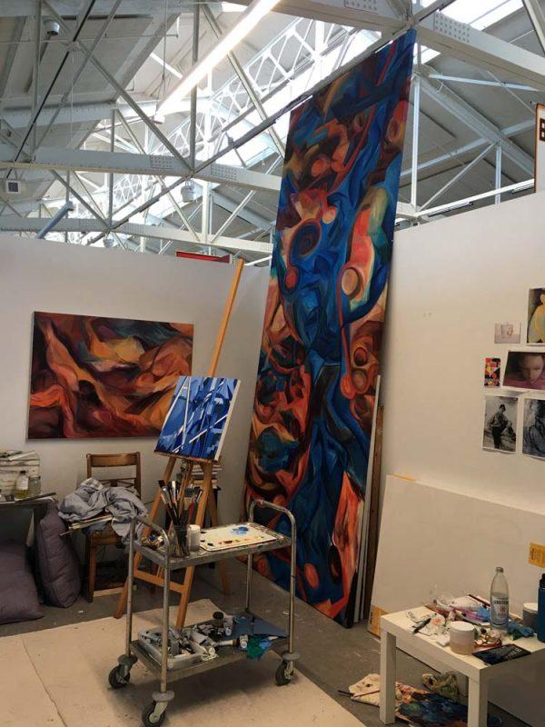Artist's Studio, San Francisco