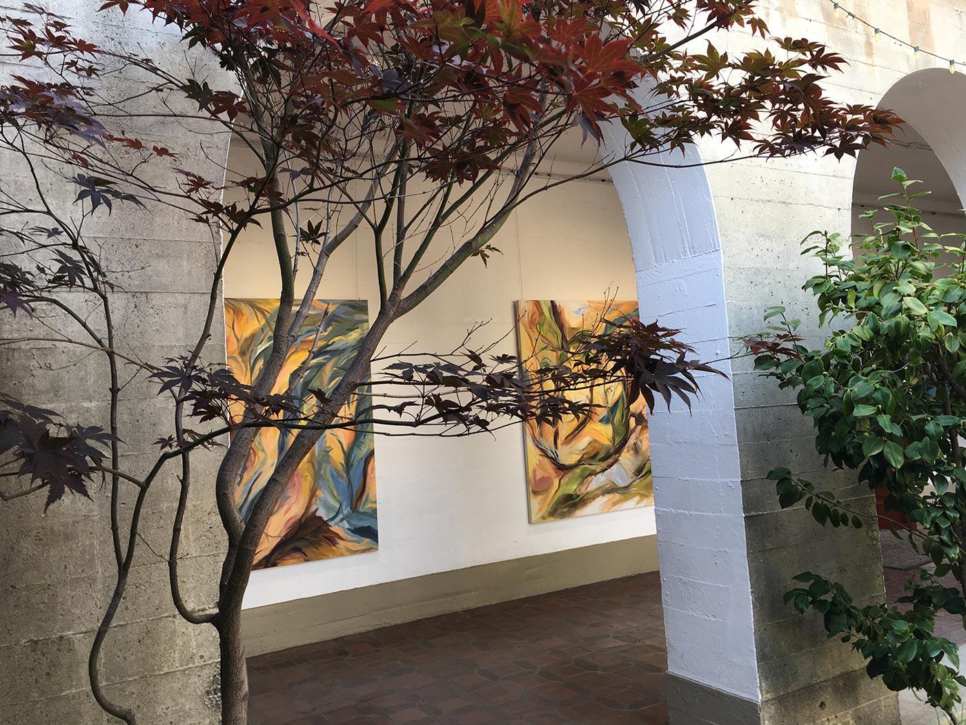San Francisco Art Institute, Chestnut
